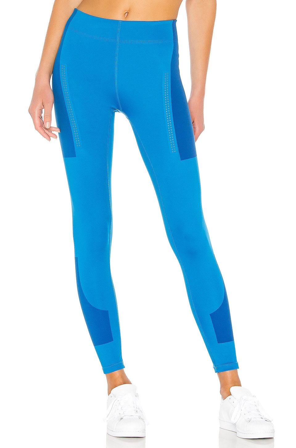 adidas by Stella McCartney Train Legging in Craft Blue