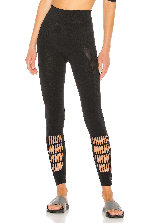 adidas by Stella McCartney Warp Knit Tight in Black