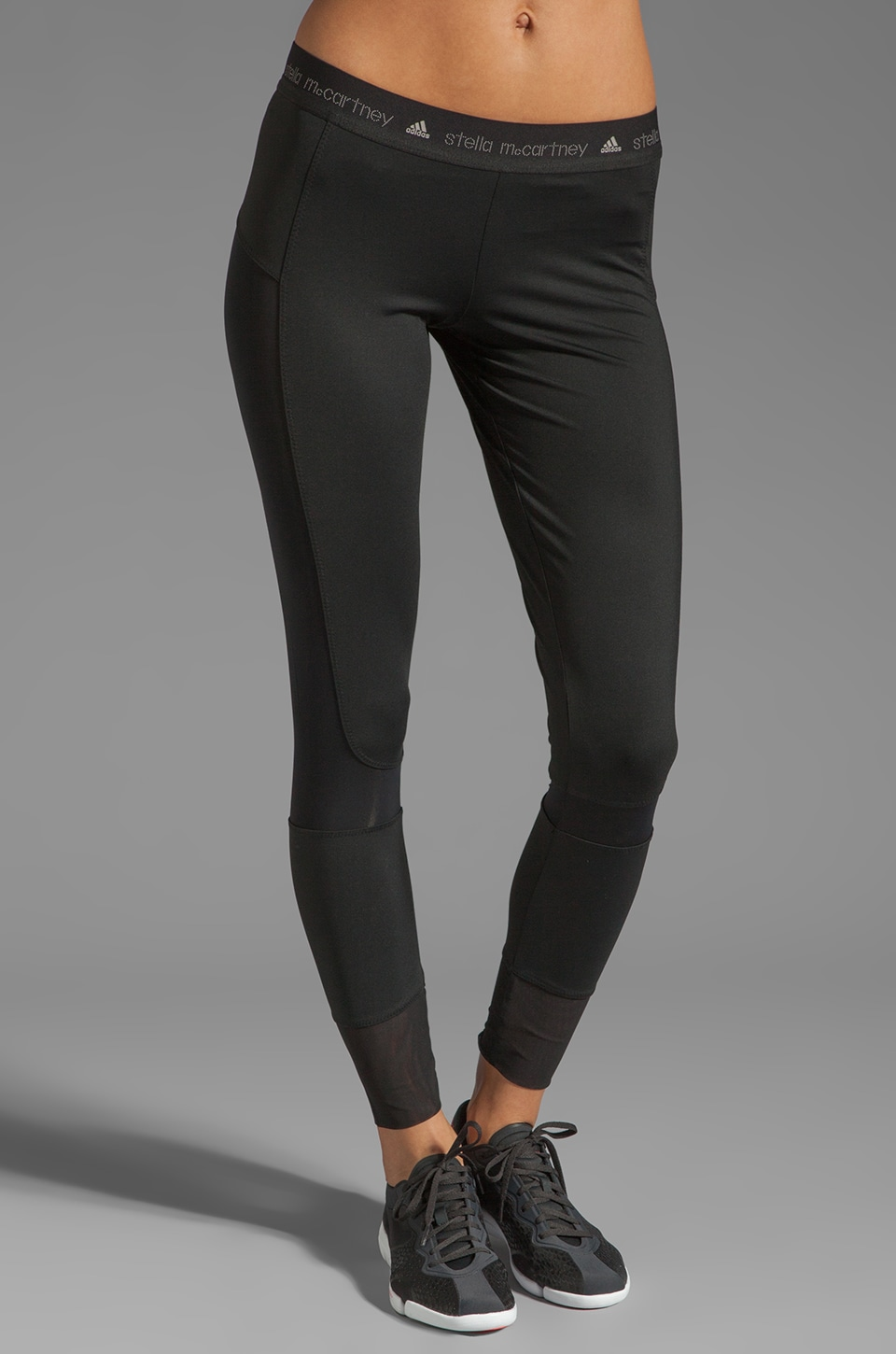 adidas by Stella McCartney Athletic Pant in Black