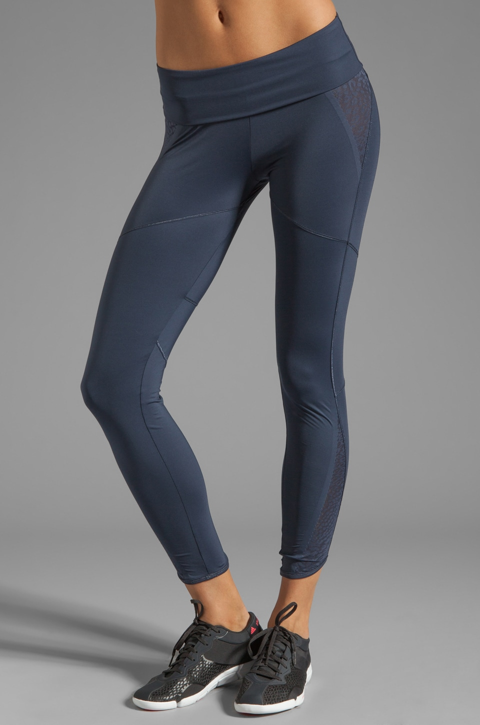 adidas by Stella McCartney Athletic Pant in Urban Sky