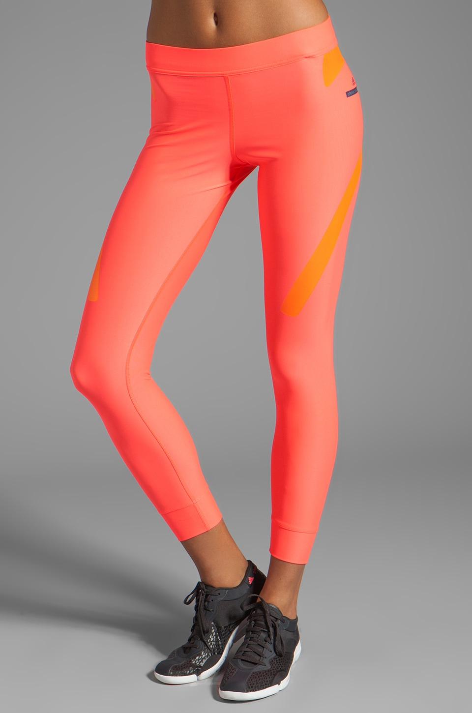adidas by Stella McCartney Athletic Pant in Turbo