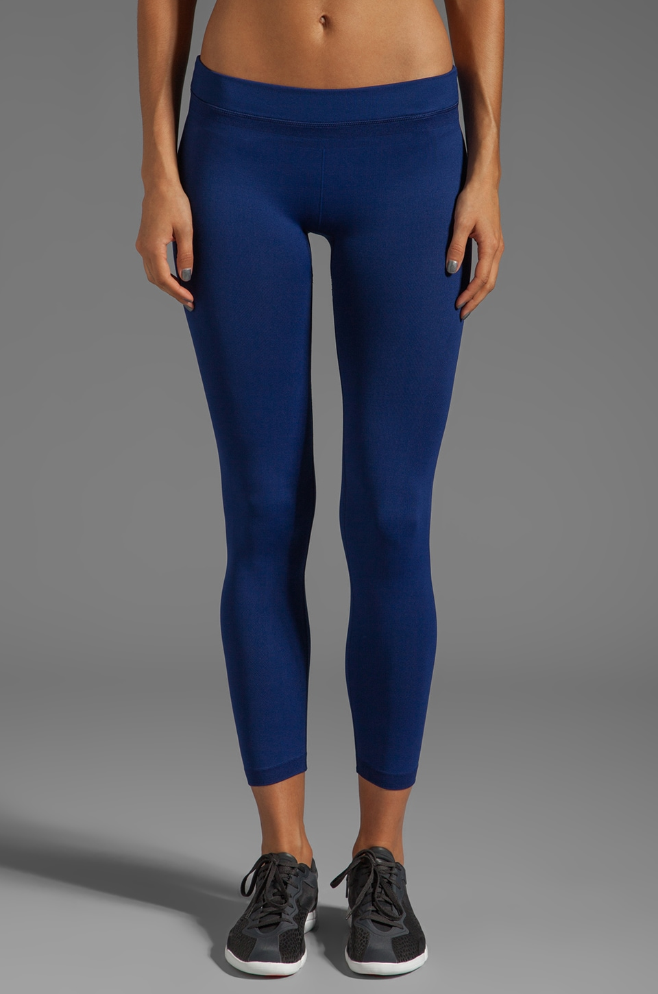 adidas by Stella McCartney ES SL 7-8 Tight Legging in Night Blue