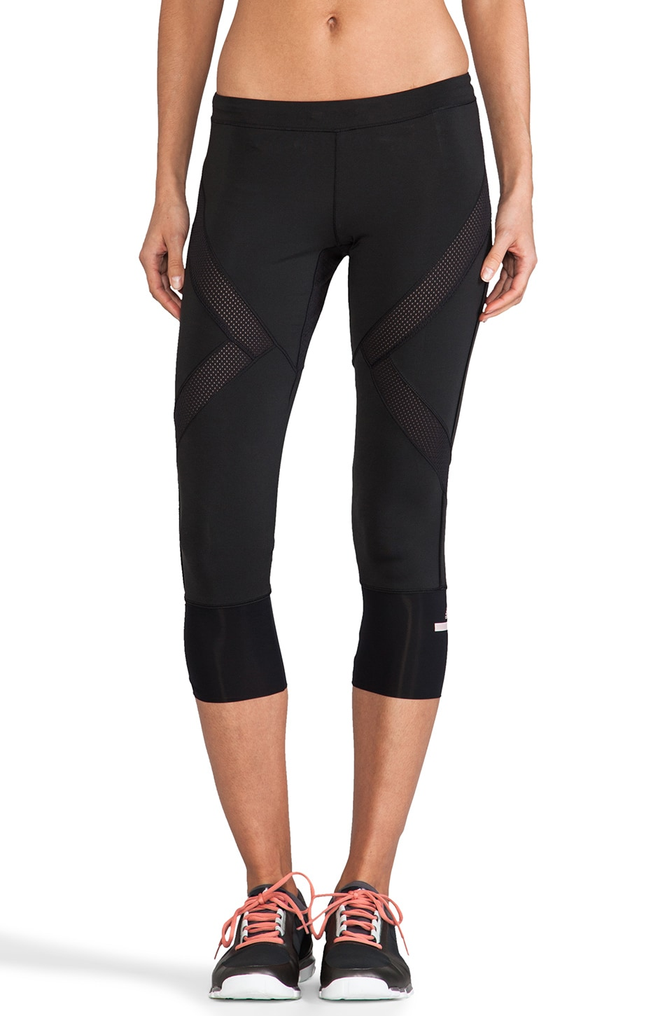 adidas by Stella McCartney 2005 3/4 Tight Legging in Black