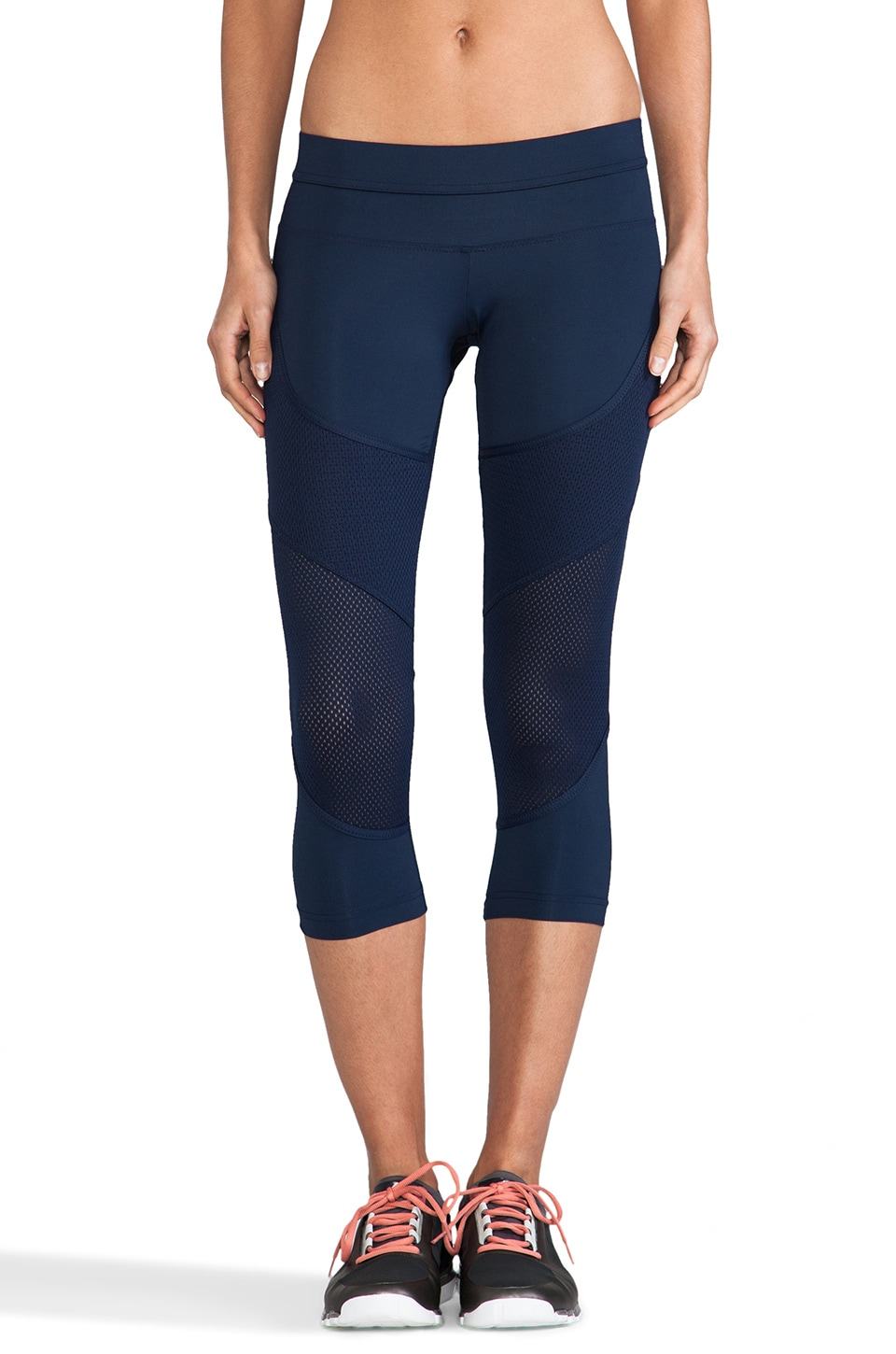 adidas by Stella McCartney Run 3-4 Tight Legging in Indigo