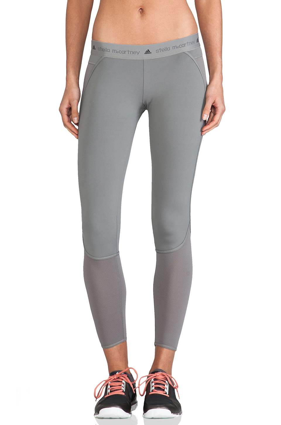 adidas by Stella McCartney Run 7-8 Tight Legging in Mystery