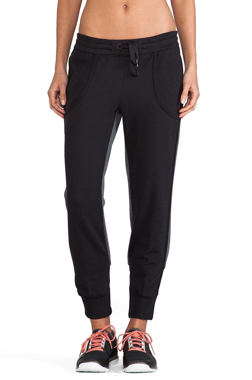 adidas by Stella McCartney ESS Sweatpant in Black