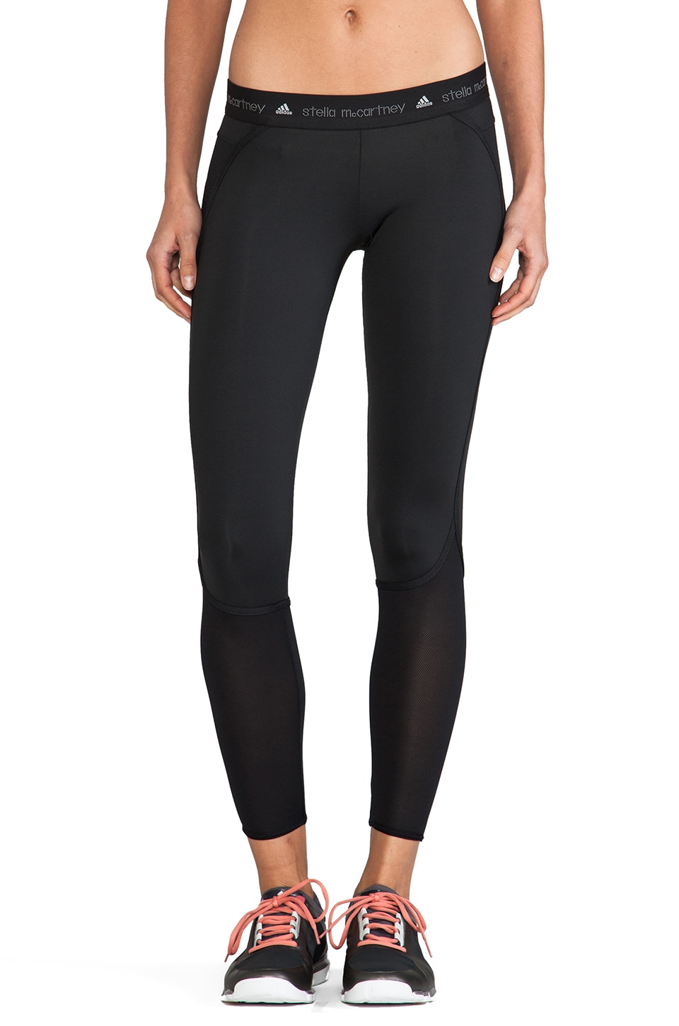 adidas by Stella McCartney Run 7-8 Tight Legging in Black