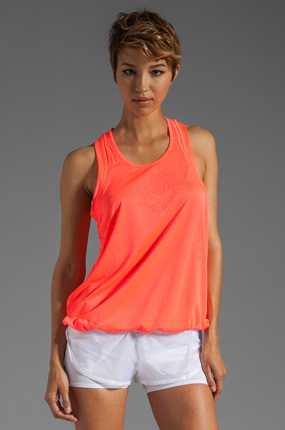 adidas by Stella McCartney Athletic Tank in Turbo