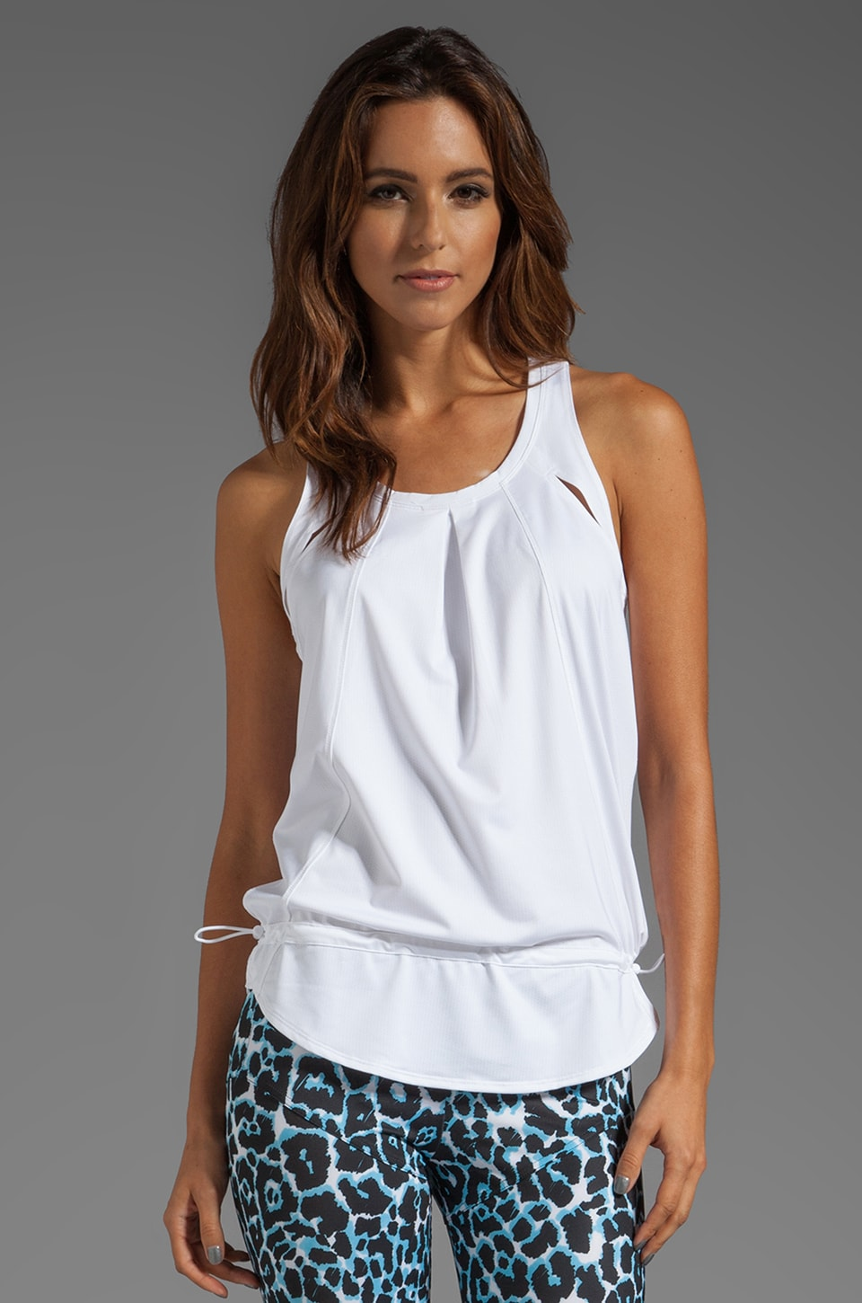adidas by Stella McCartney 2005 Perf Tank in White