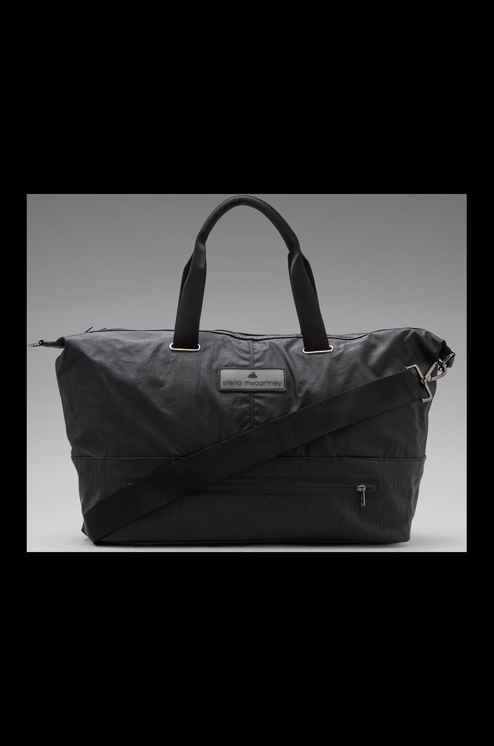 adidas by Stella McCartney Big Bag in Black/Sharp Grey