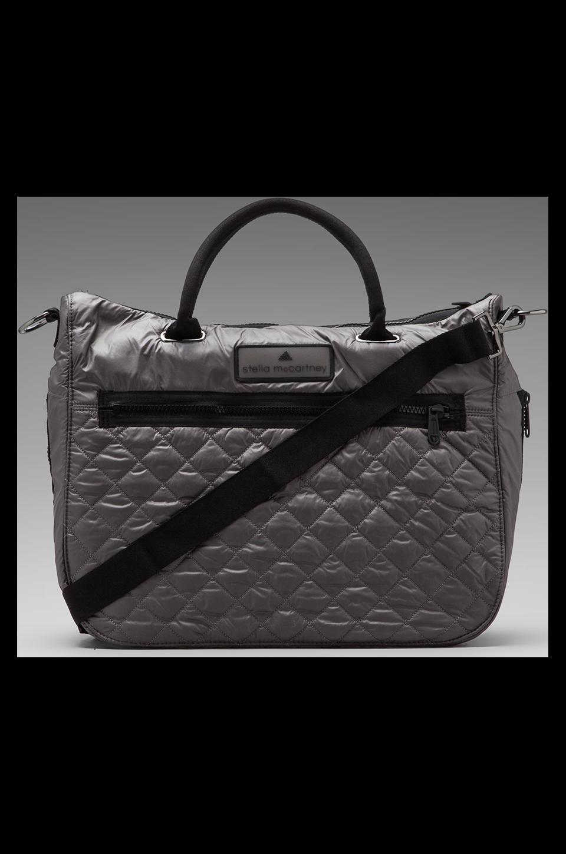 adidas by Stella McCartney Fashion Bag in Sharp Grey/Black