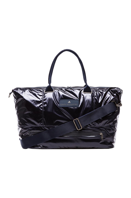 adidas by Stella McCartney Big Sports Bag in Indigo & Mystery