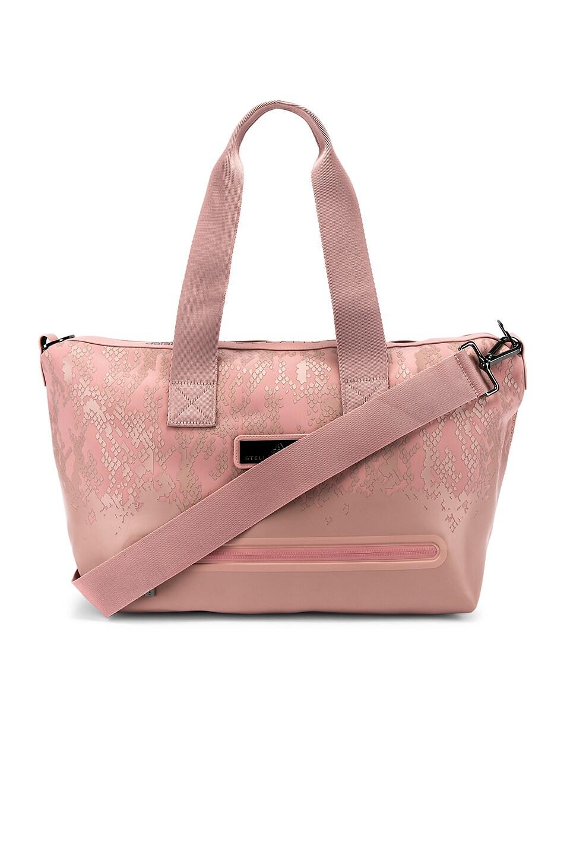 adidas by Stella McCartney Studio Bag in Band Aid Pink