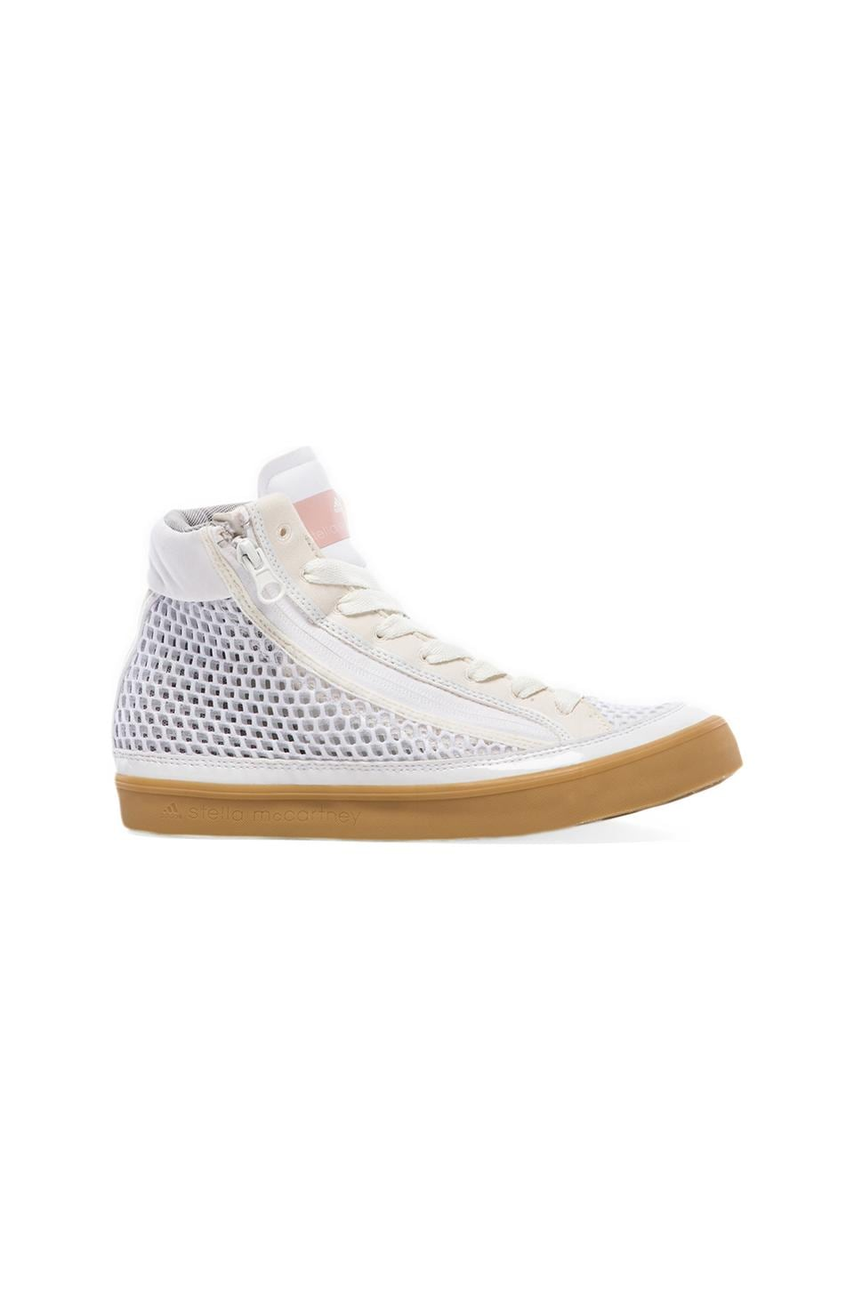 adidas by Stella McCartney Casual Sneaker in White, Universe & Pearl Sand