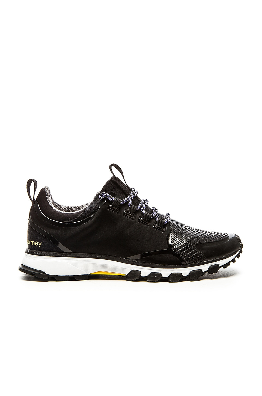 Adidas By Stella McCartney Black Women's Adizero Xt Sneakers