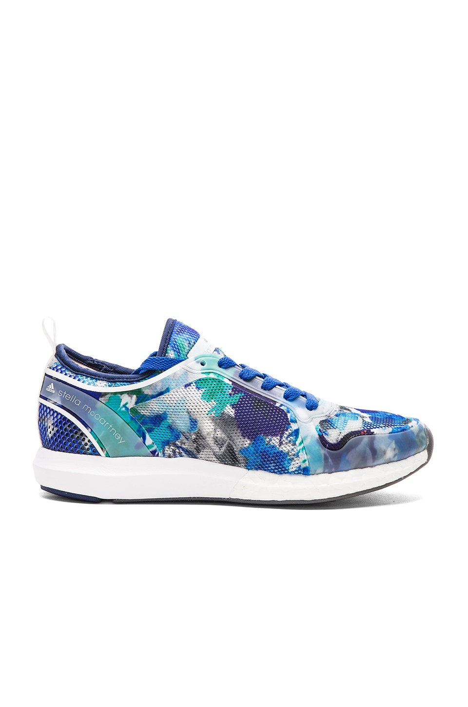 adidas by Stella McCartney CC Sonic Sneaker in Dark Blue, White & Granite