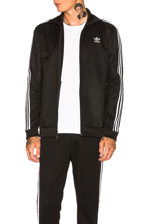 adidas Originals BB Track Jacket in Black