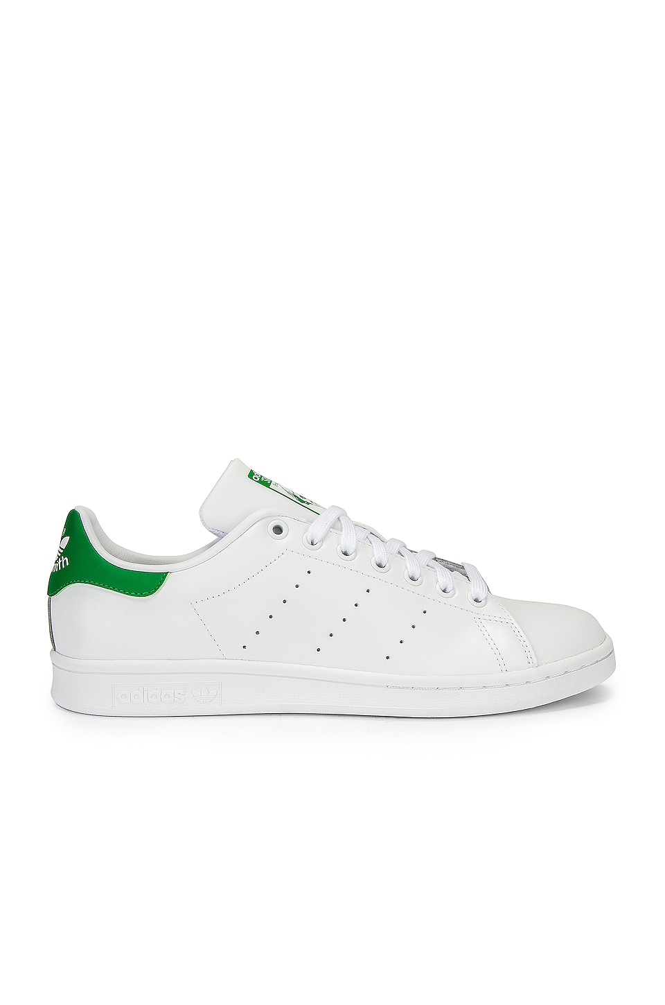 adidas Originals Stan Smith in White & Green