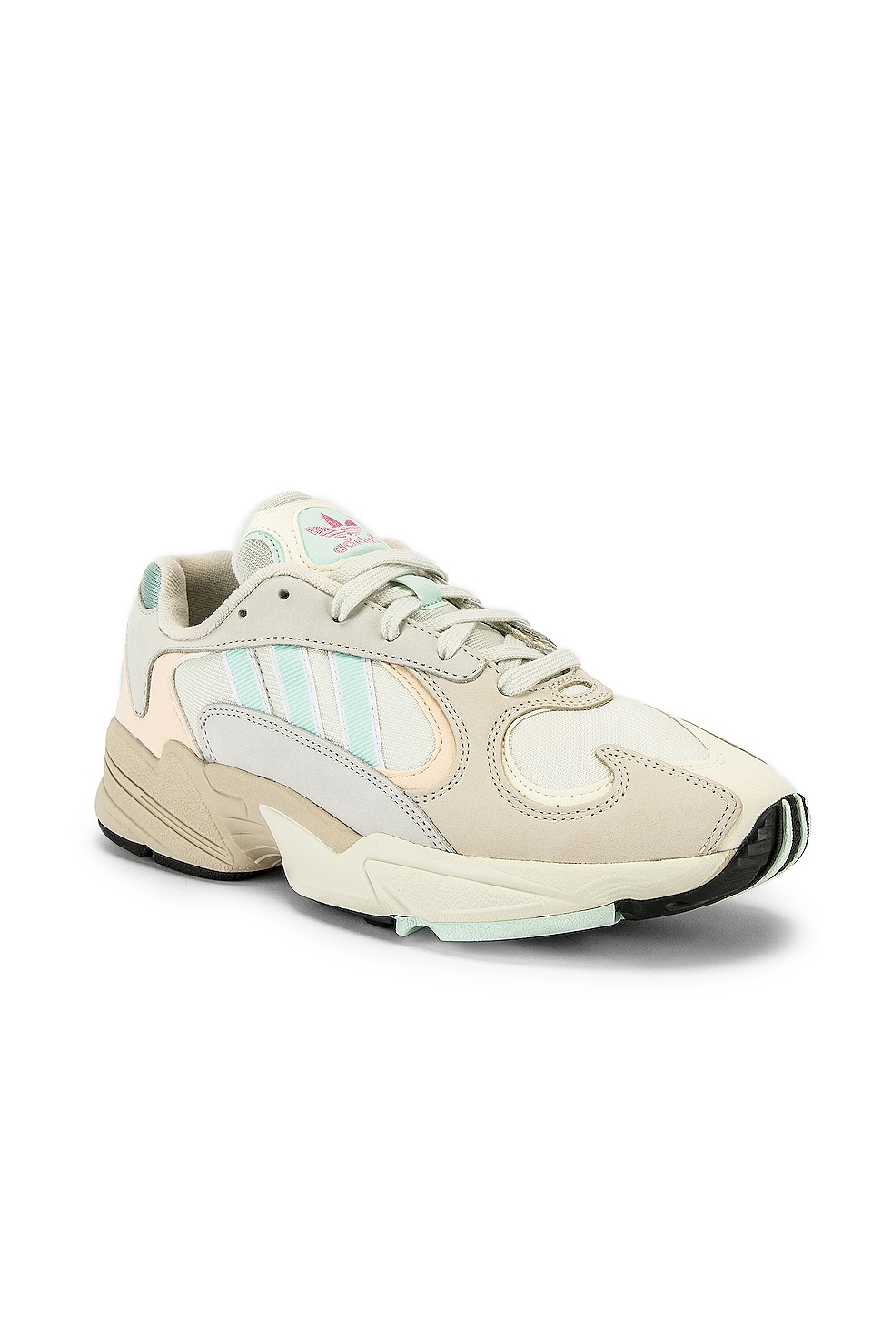 adidas Originals Yung-1 in Off White & Ice