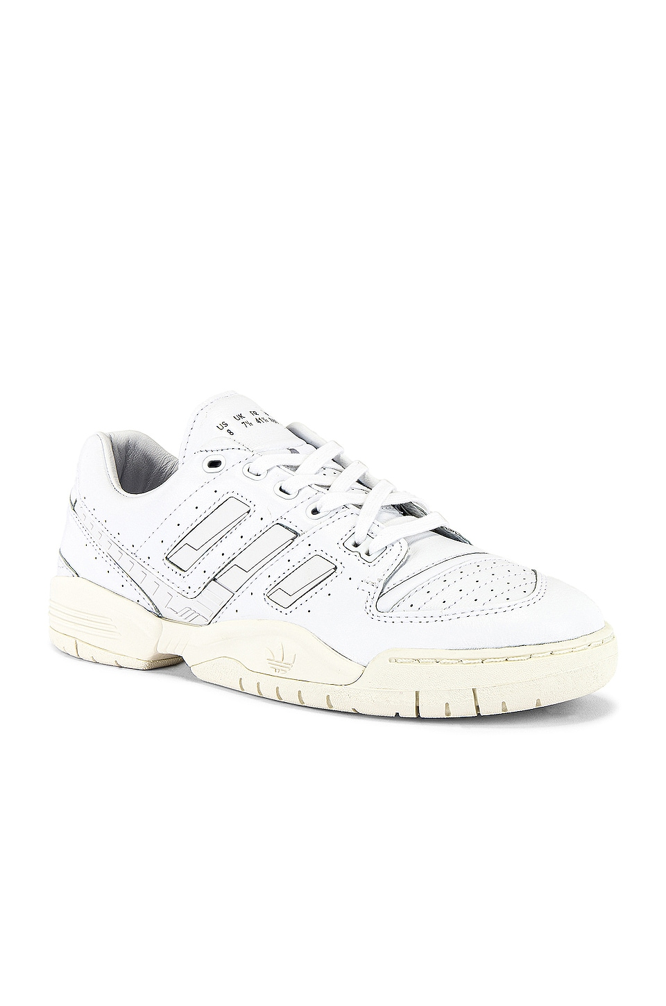 adidas Originals Torsion Comp Sneaker in White