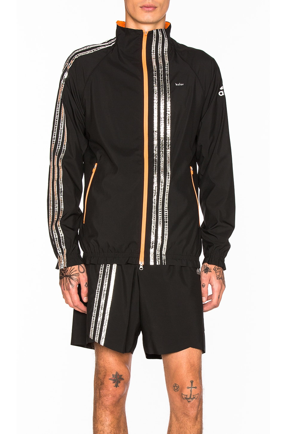x Kolor Track Jacket by Adidas