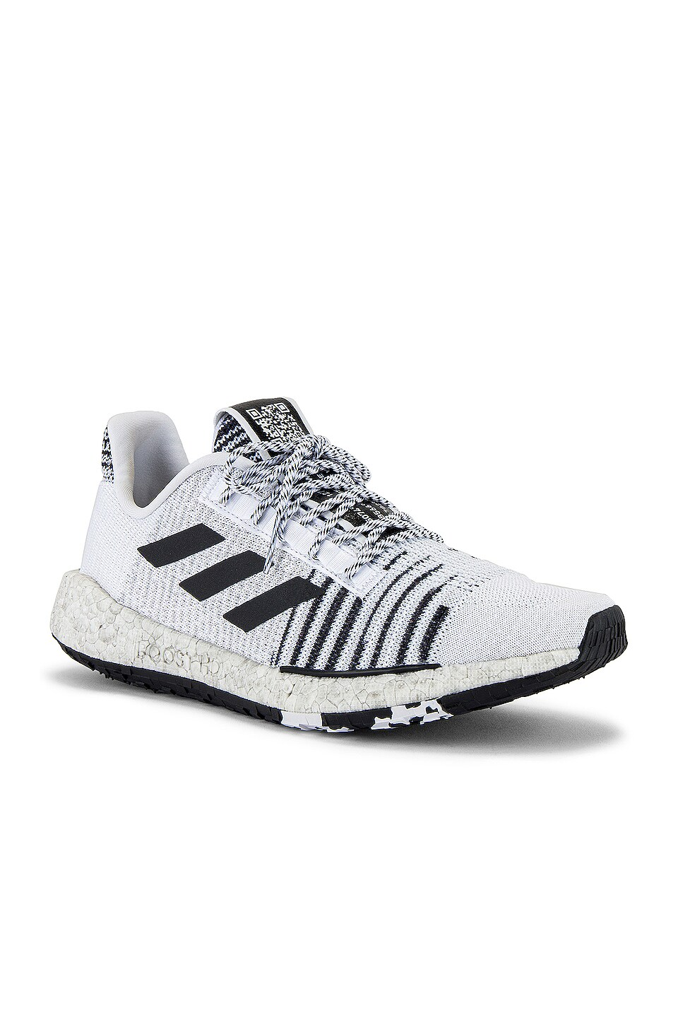 adidas by MISSONI Pulseboost HD in White & Black & Grey