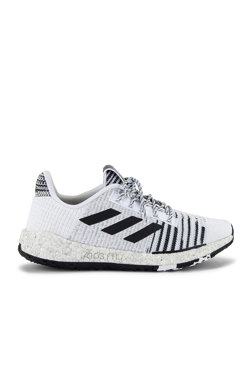 adidas by MISSONI Pulseboost HD in White & Black & Grey