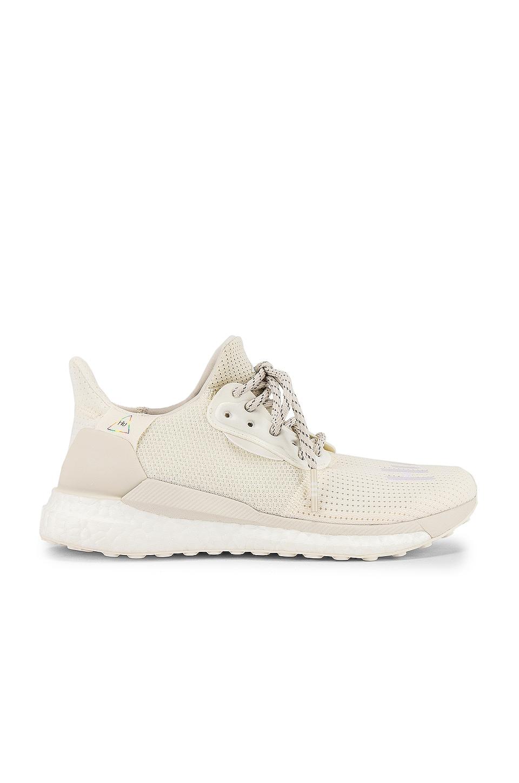 Adidas x Pharrell Williams SOLAR HU Cream White