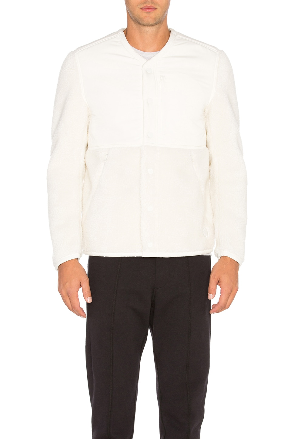 Sherpa Jacket by adidas by wings + horns