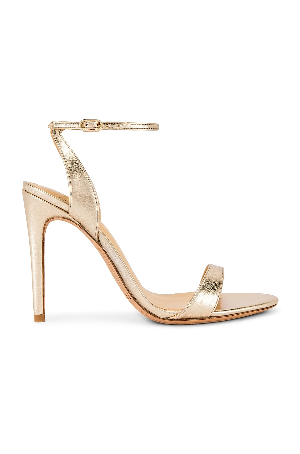 Alexandre Birman Willow Sandal in Golden