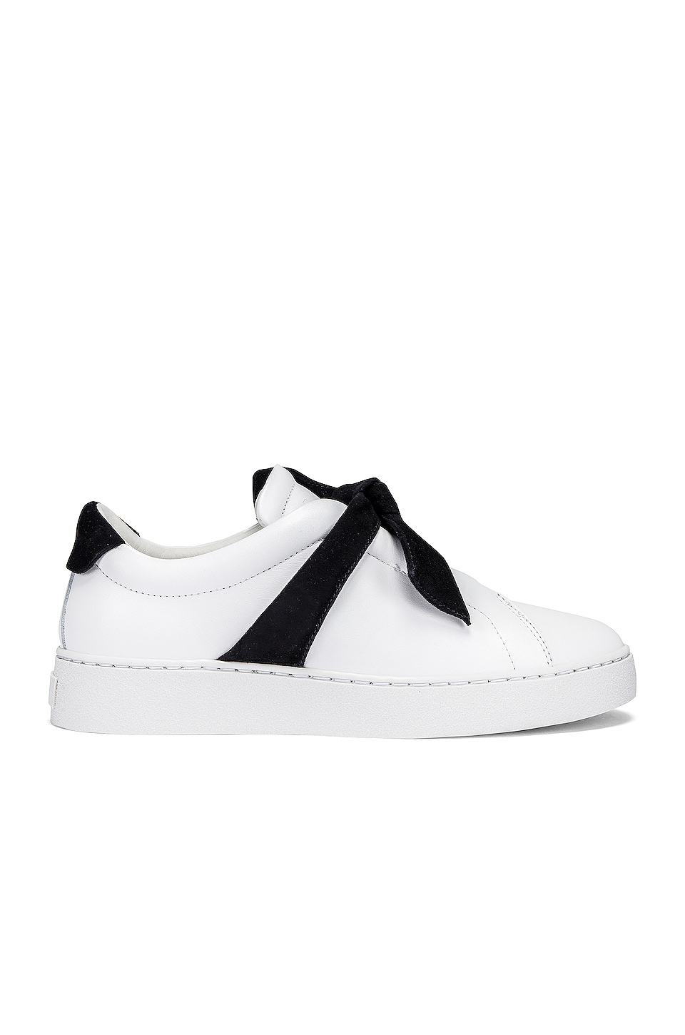 Alexandre Birman Clarita Sneaker in Black & White