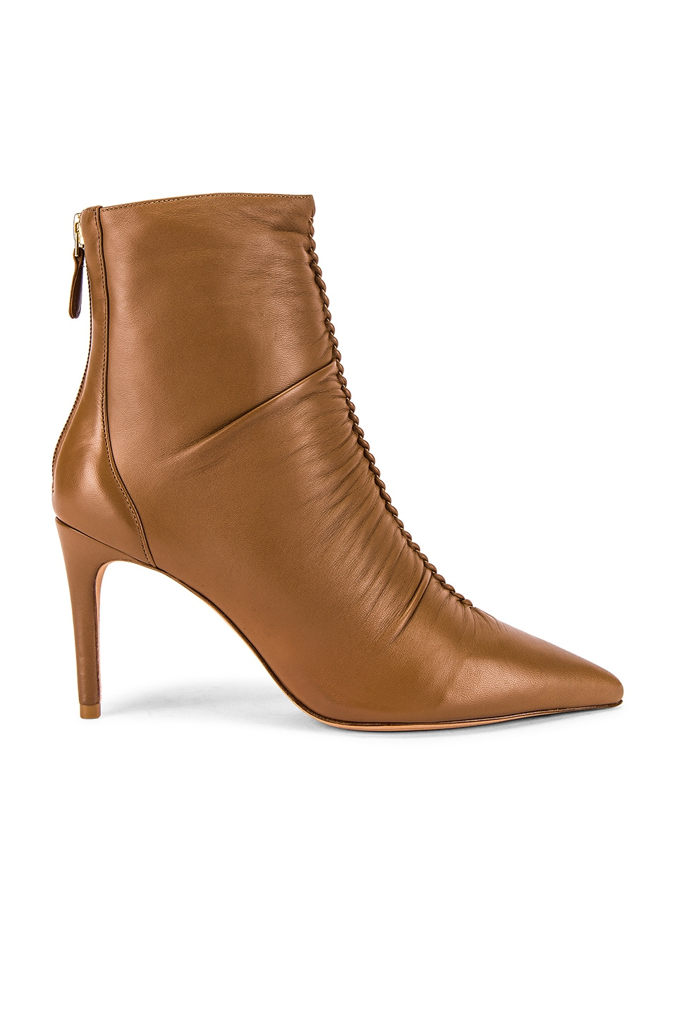 Alexandre Birman Susanna Bootie in Light Beige