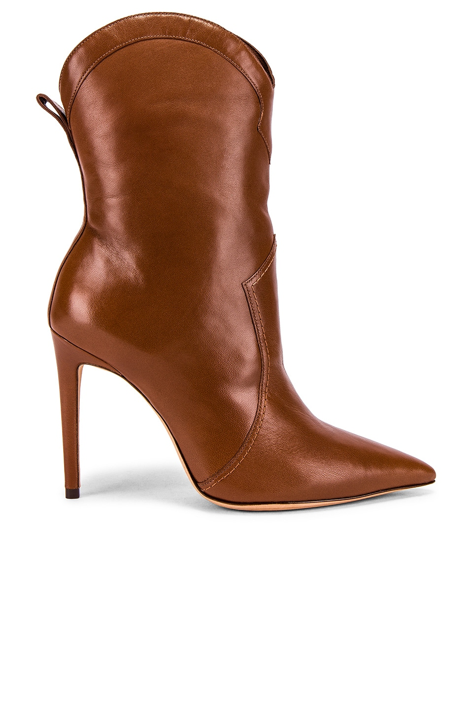 Alexandre Birman Esther Boot in Cognac