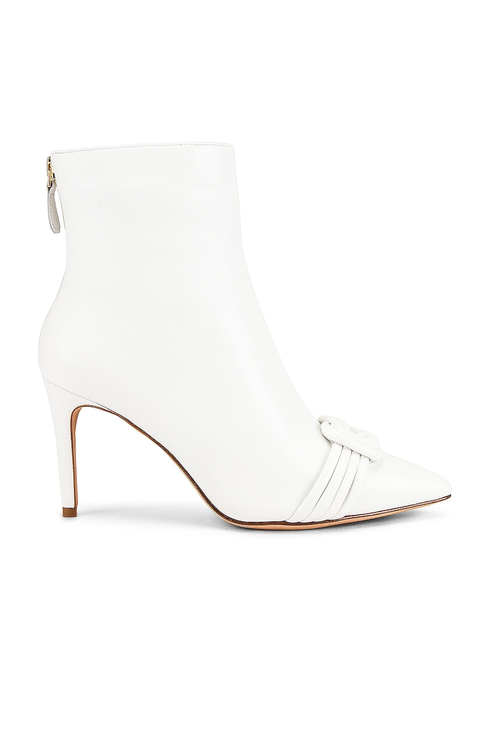 Alexandre Birman Vicky Boot in White