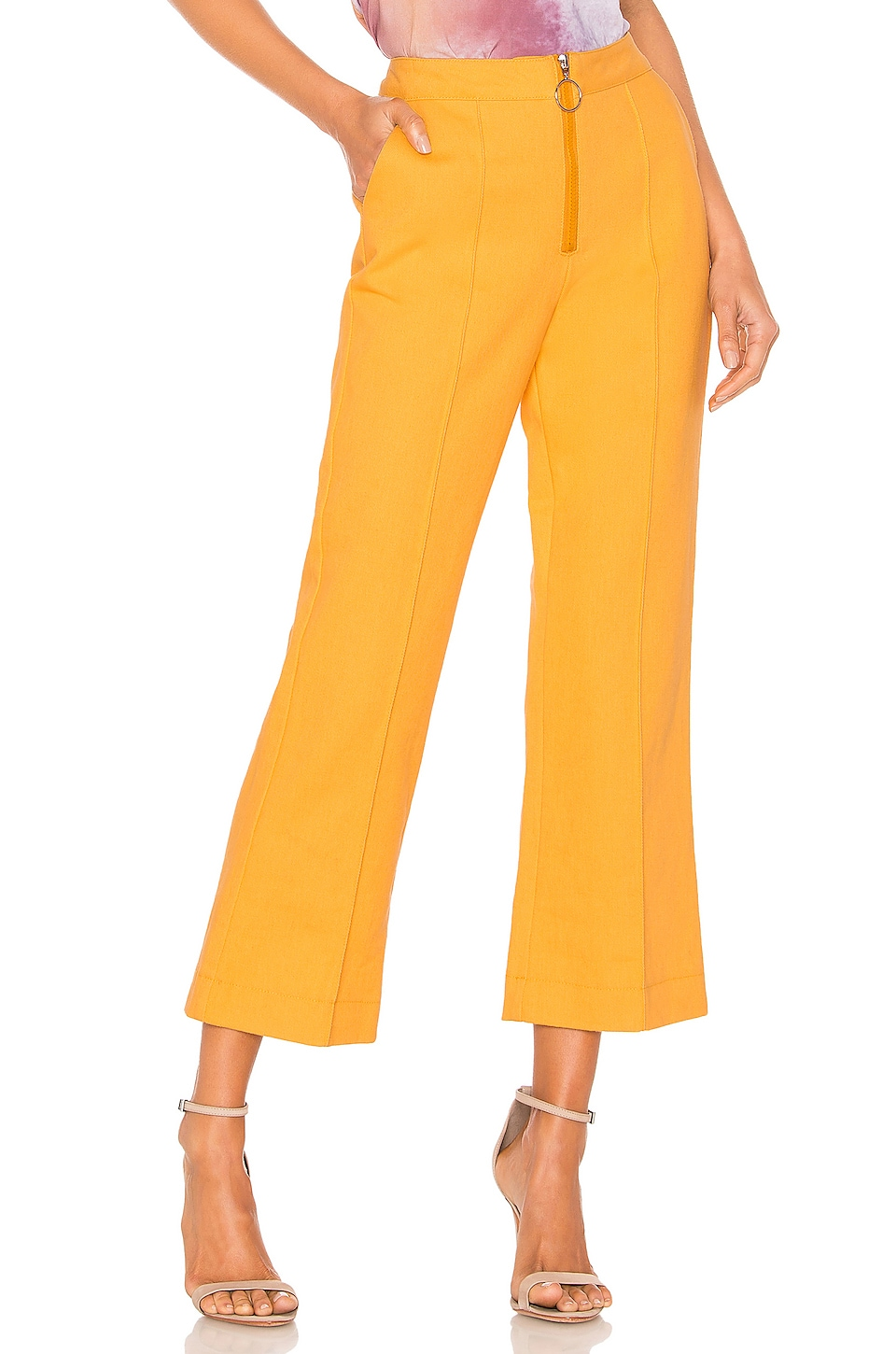 Aeryne Lydie Trousers in Mangue