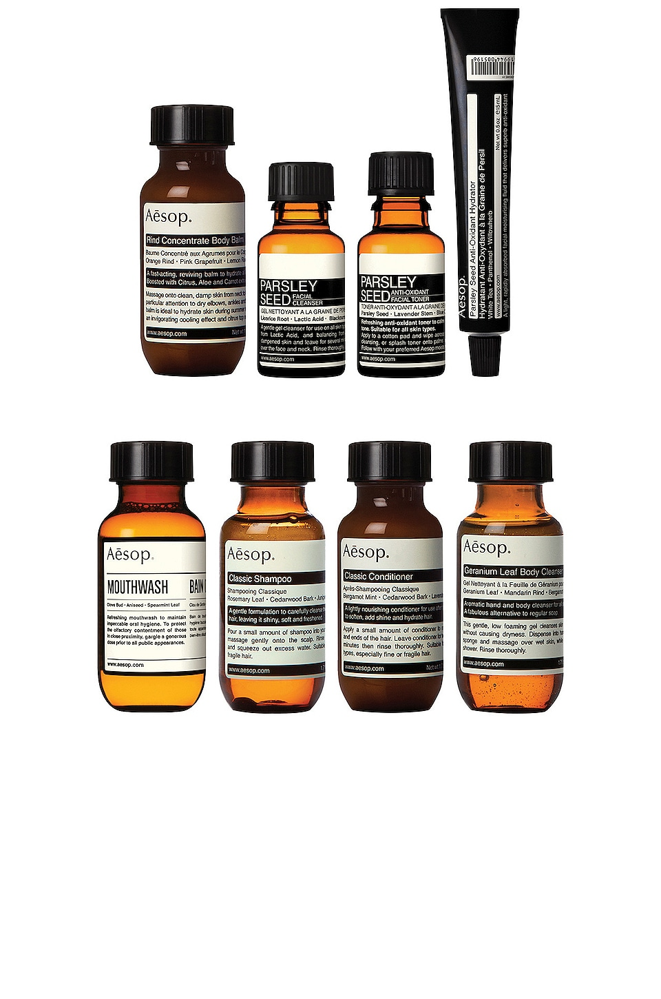 Aesop London Kit en All