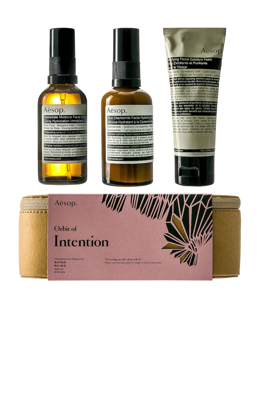 Aesop Orbit of Intention Skincare Kit