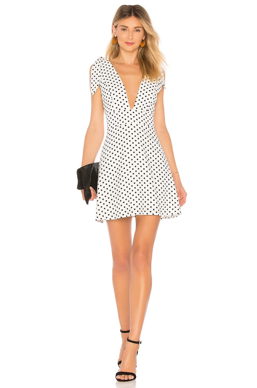 AUTEUR Anna Dress in White