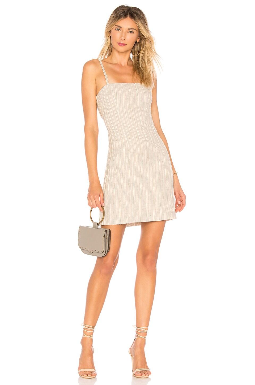 AUTEUR Adeline Dress in Cream