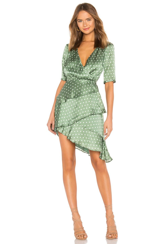 AUTEUR Kiley Dress in Green