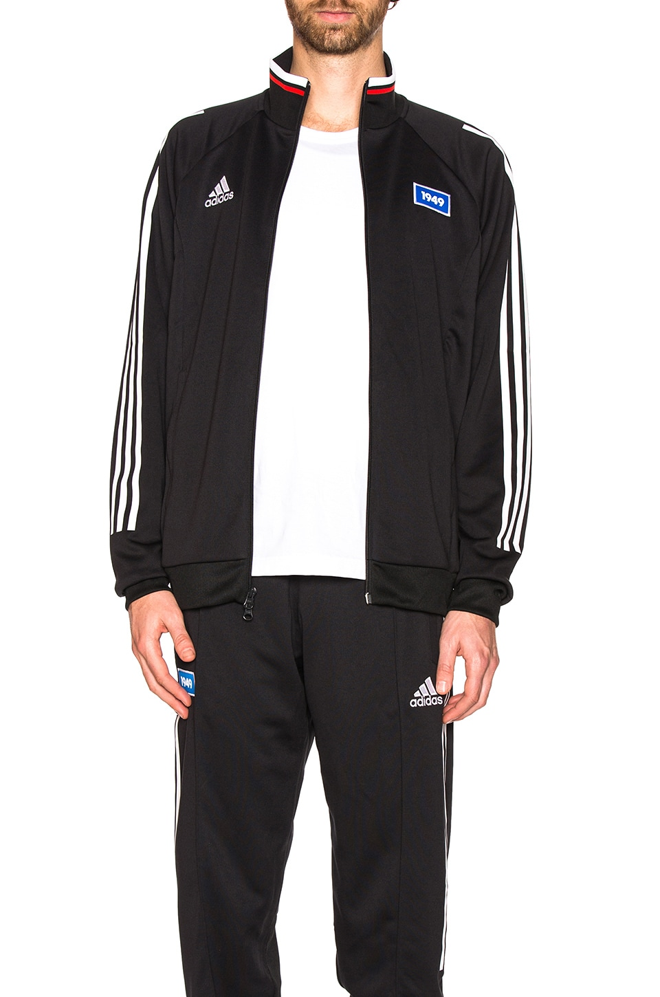 adidas Football Copa 70A Track Jacket in Black