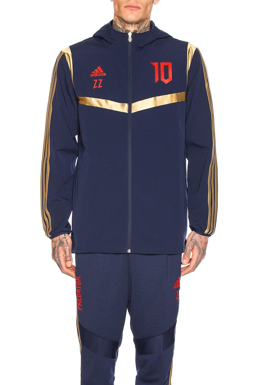 adidas Football PREDATOR ZIDANE HOODED 자켓
