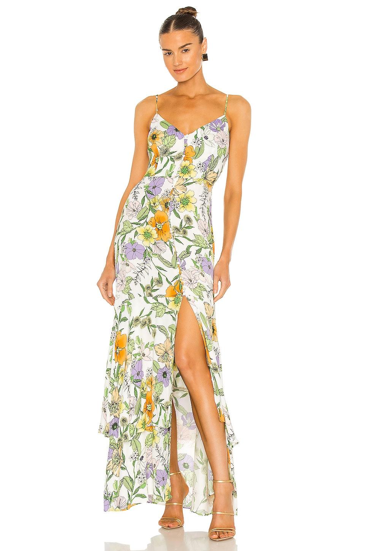 AFRM Nella Dress in Vintage Floral