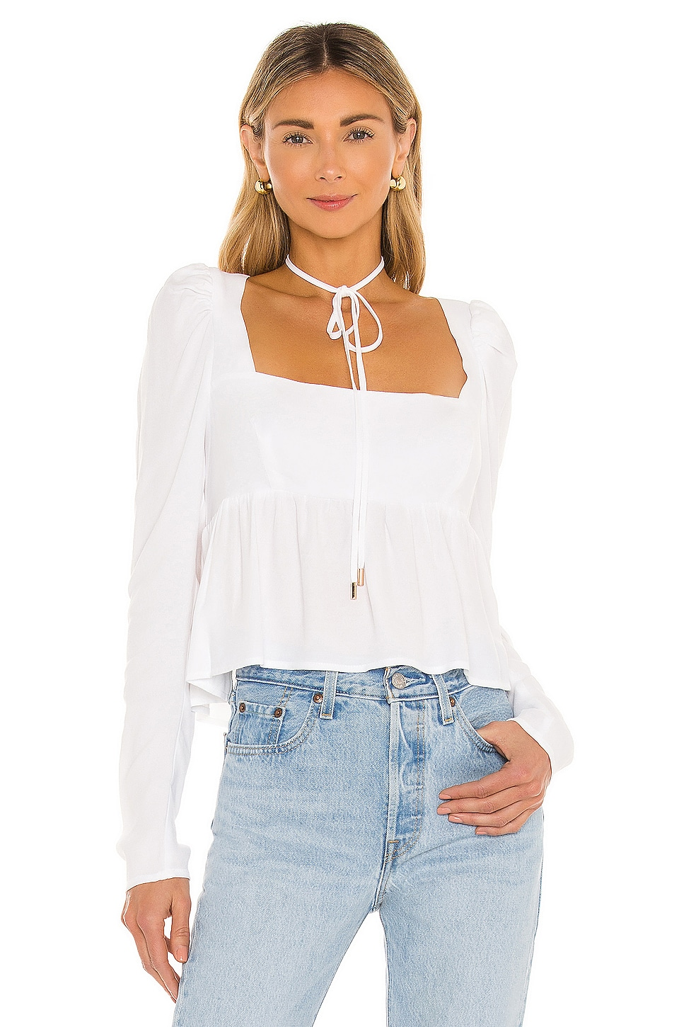 AFRM Clothing HOUGH TOP
