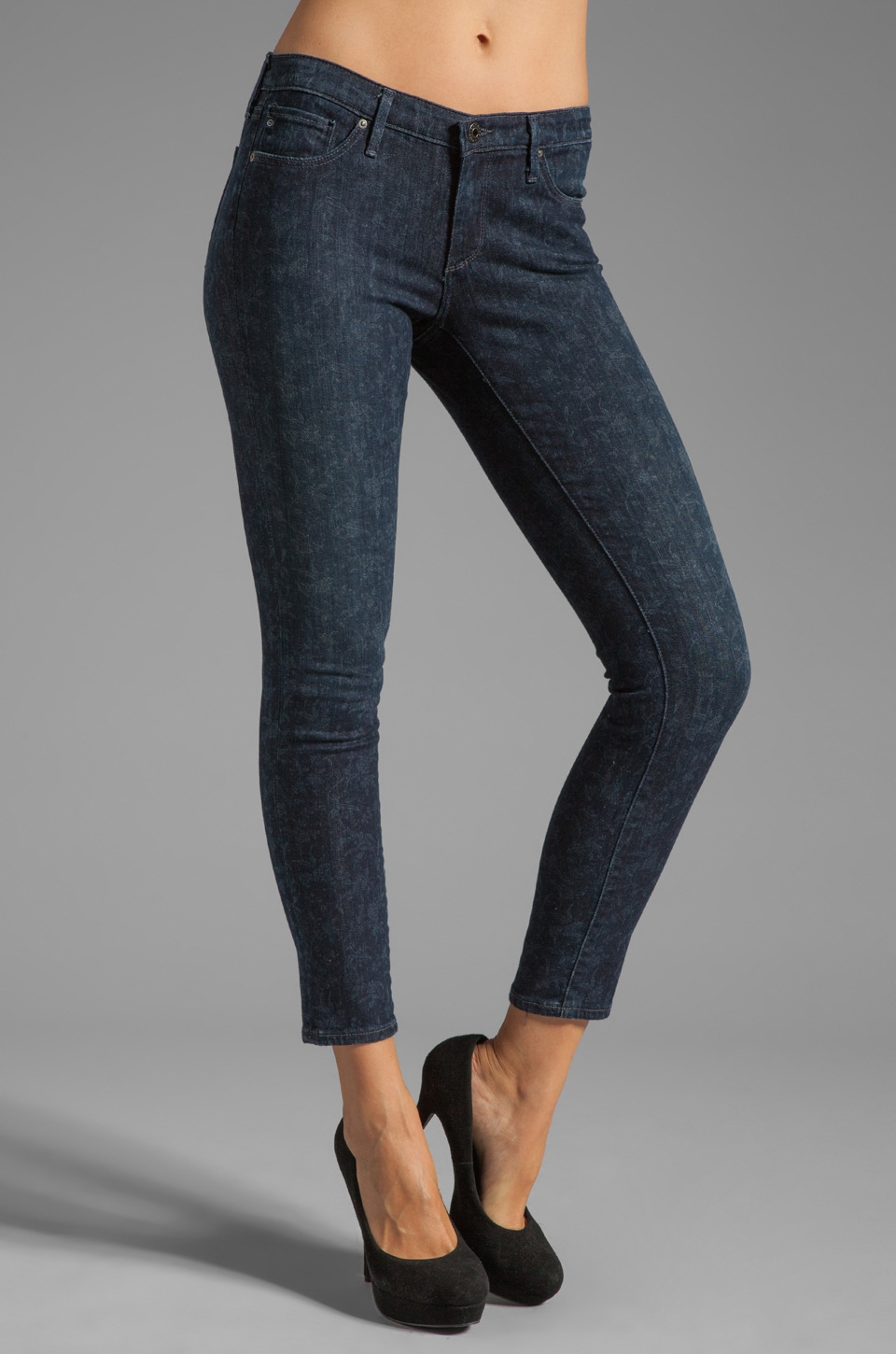 AG Adriano Goldschmied The Legging Ankle Jean in Hyde