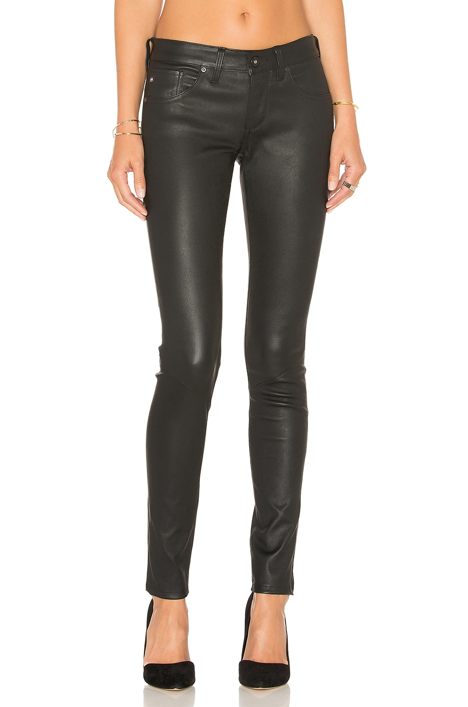 The Leather Legging by AG Adriano Goldschmied