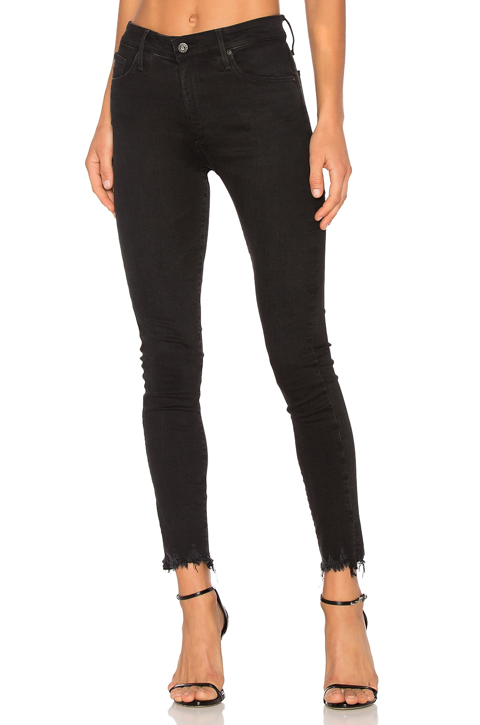 Farrah Skinny in Black. - size 24 (also in 25,26,27,28,29,30) AG - Adriano Goldschmied