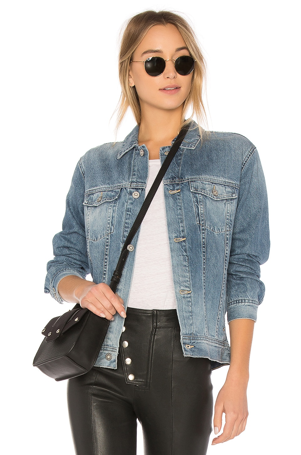Blouson En Jean Nancy