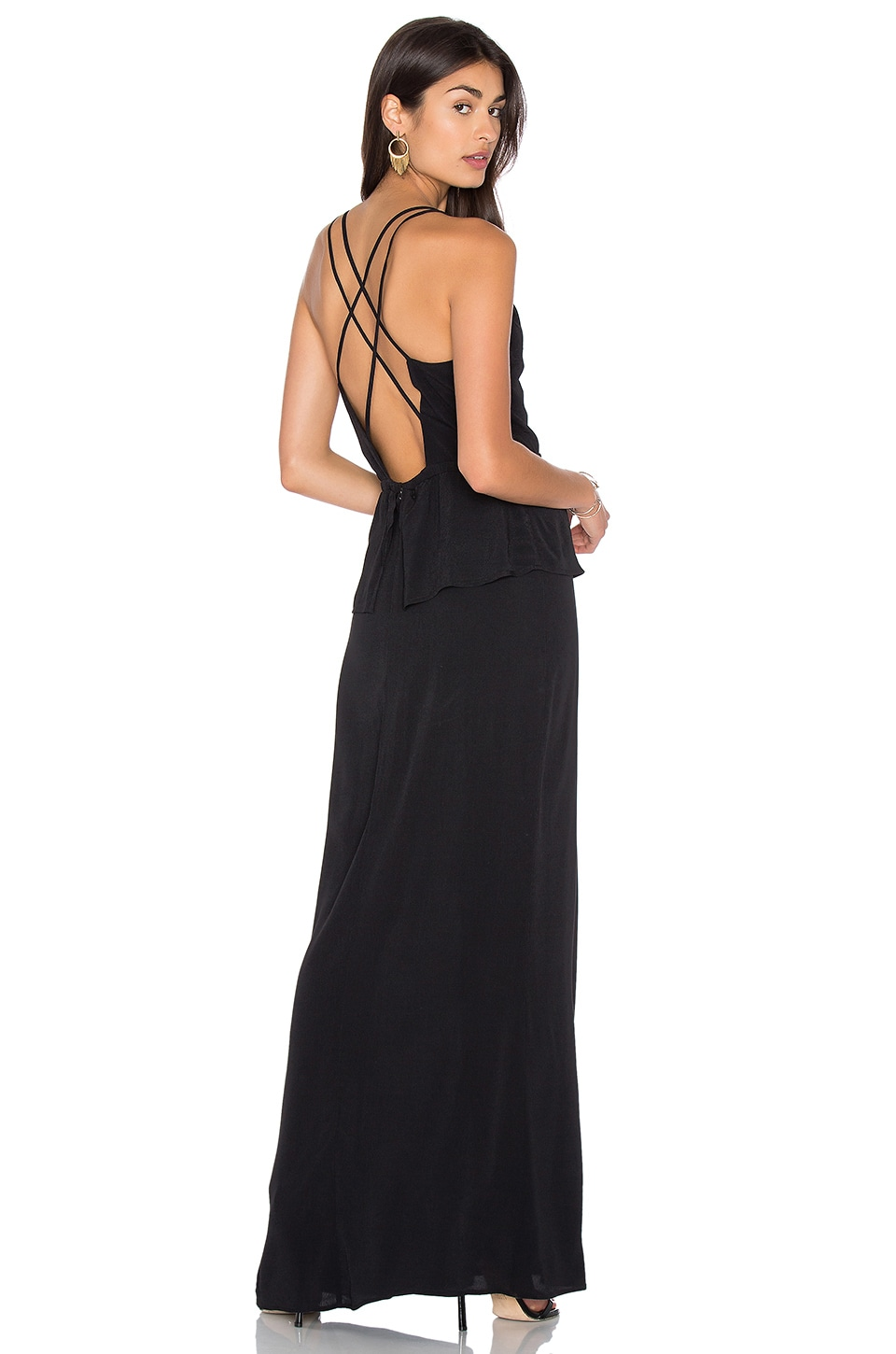 Frida Maxi Dress by AGAIN