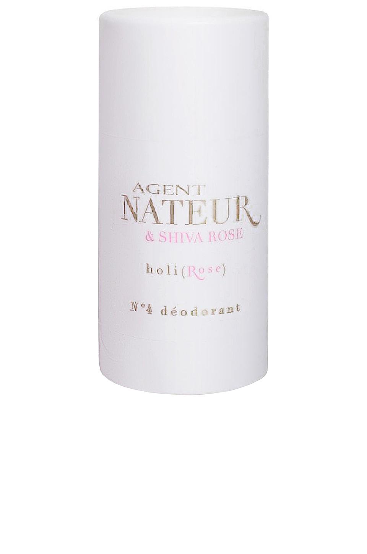 AGENT NATEUR Holi (Rose) No 4 Deodorant in N/A